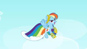 Rarity's Dress for Rainbow