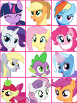 MLP User Icons Vol. 1