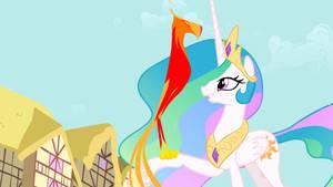 Her Royal Bird