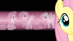 Fluttershy Wallpaper by ShelltoonTV