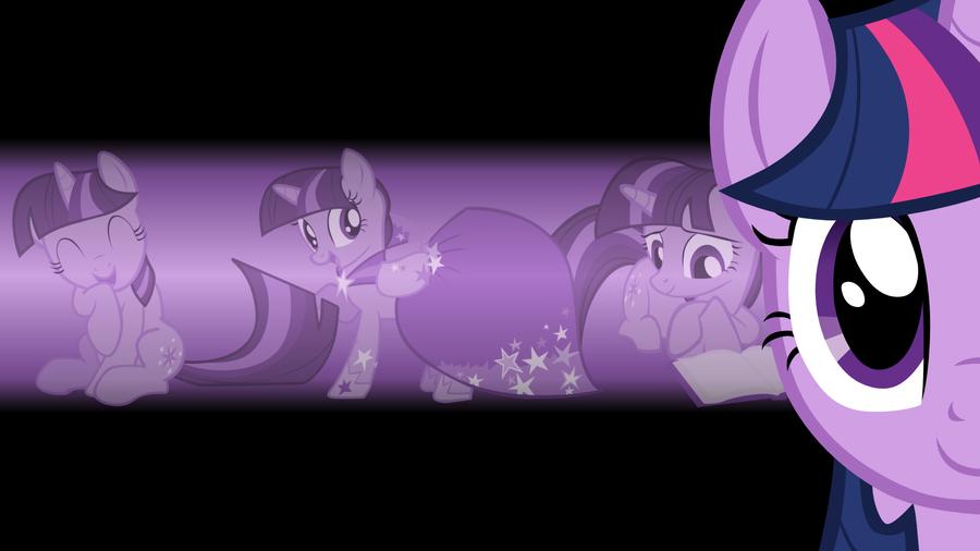 Twilight Sparkle Wallpaper By ShelltoonTV