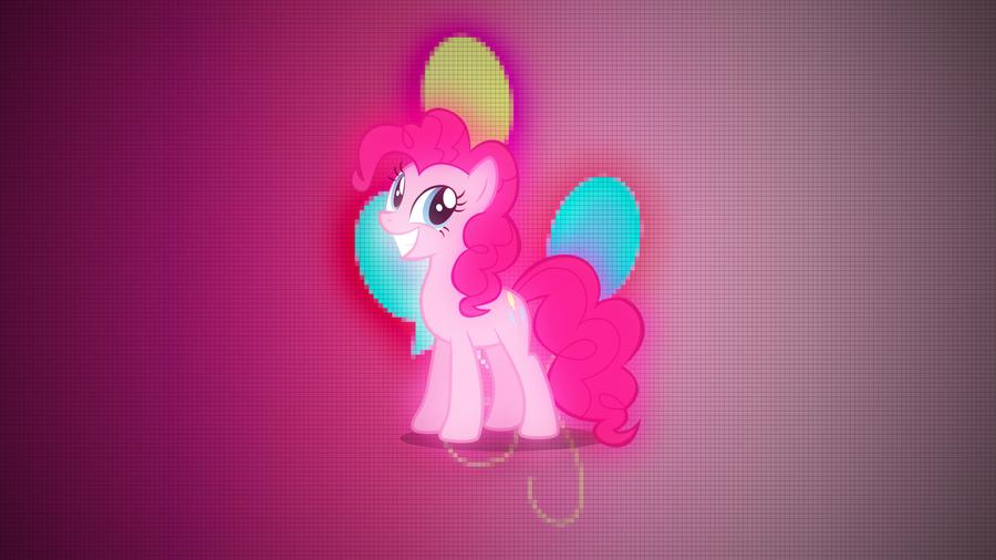 Pinkie Pie Pixels by ShelltoonTV