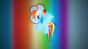 Rainbow Dash Pixels