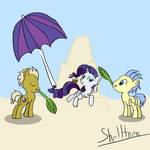 NATG Day 14: Exotic Pony