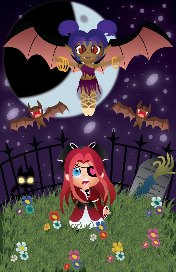 Nightmares by ShelltoonTV