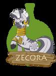 Zecora Shirt Design