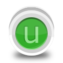 uTorrent Dock Icon by Ridikul