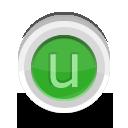 uTorrent Dock Icon by Ridikul
