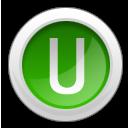 uTorrent Dock Icon 2 by Ridikul