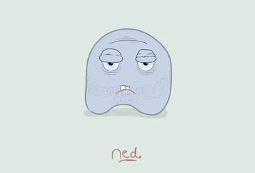 Meet Ned.