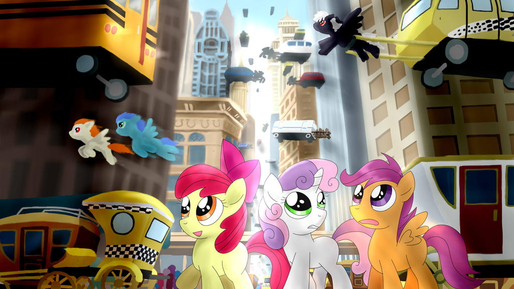 NEW adventure in Downtown by nekokevin