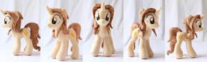 Pony Plush Commission-OC Pencial