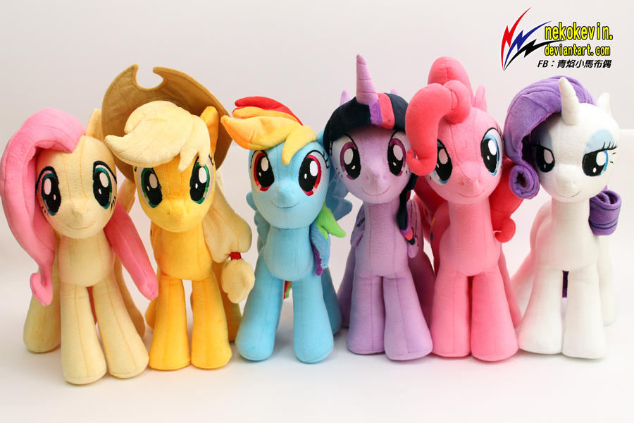 My Little Pony Mane 6