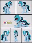 Sonata Dusk pony plush V4