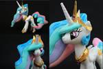 Mini Princess Celestia plush