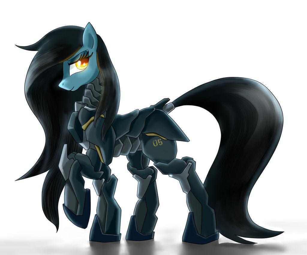 OC pony 05