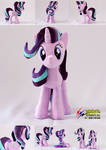 Starlight Glimmer plush 4 and 5