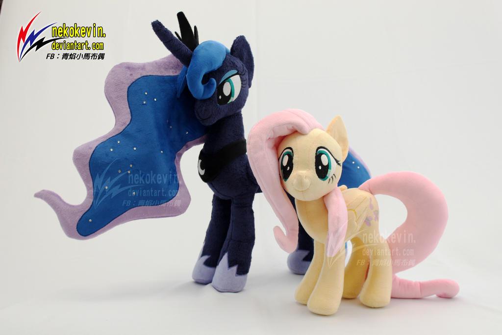 Posable Luna Plush
