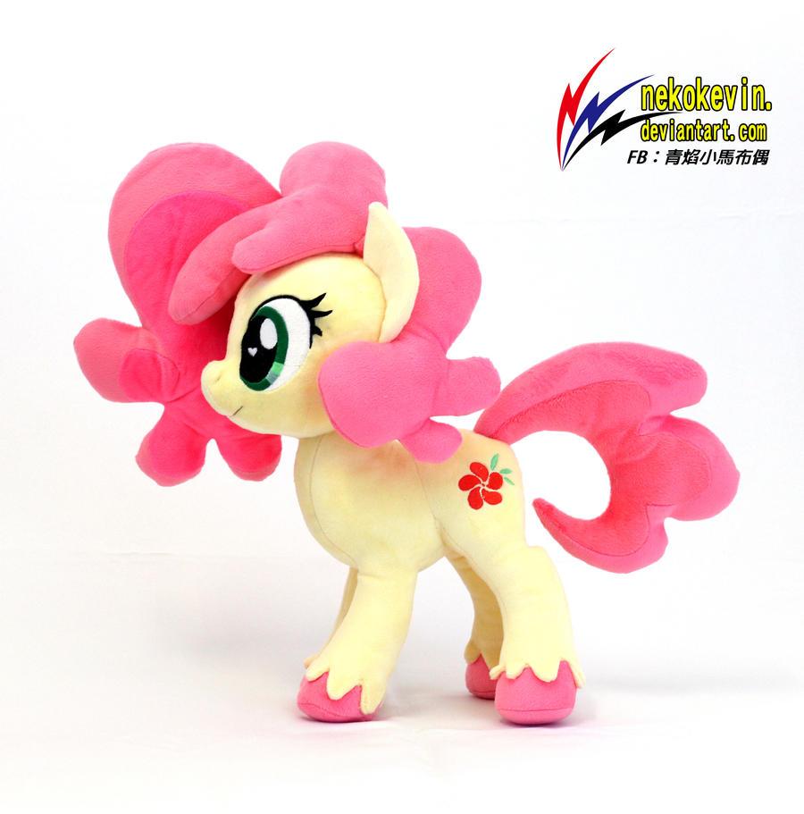 CNBC pony plush