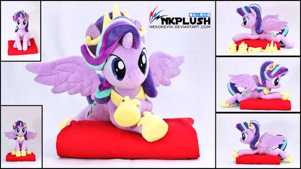 Starlight Glimmer Princess Plush