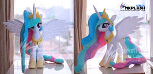 Princess Celestia plush 3-1