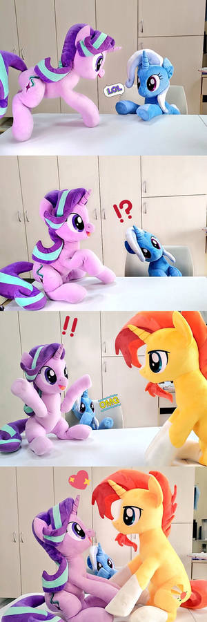 Starlight meet Sunburst