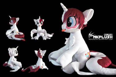 Todorki Shoto pony plush