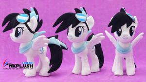 OC pony plush Fang