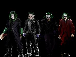 My DCEU: 4 Jokers!