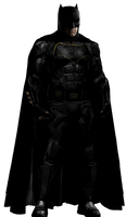 How Batfleck should look in The Flash Movie.