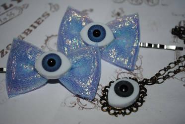 Eyeballs by OphanimGothique
