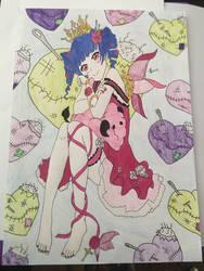 Love Live Sunshine Yoshiko Tsushima Steampunk by Usagicrystal12