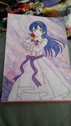 Love Live School Idols Umi Sonoda Princess by Usagicrystal12