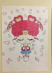 Sailor Moon Chibi Chibi by Usagicrystal12