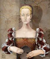 Lady by szalstudio