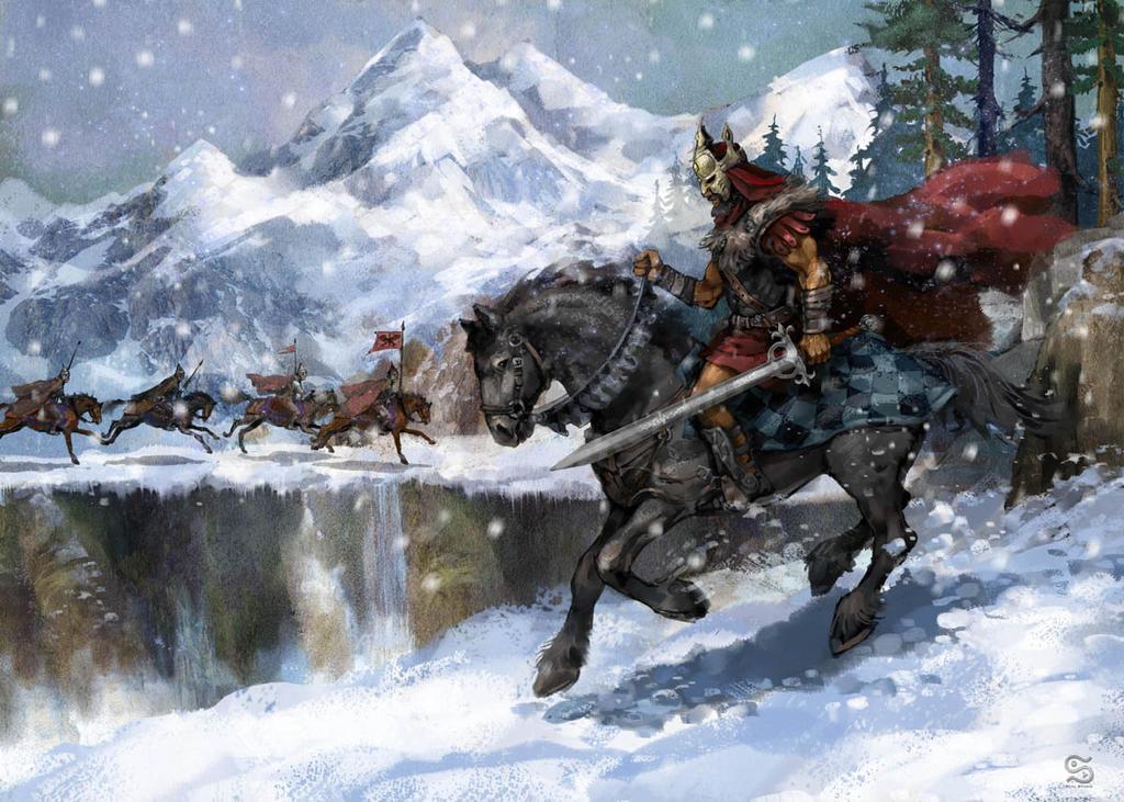 Horseman 2 by szalstudio
