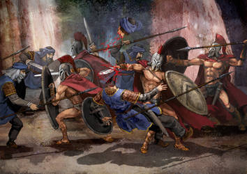Sparta by szalstudio