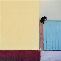 painter's cat