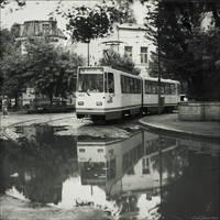 Bucharest mood by veftenie