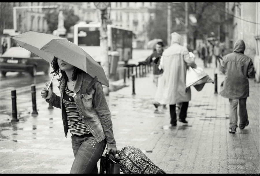 rainy day by veftenie