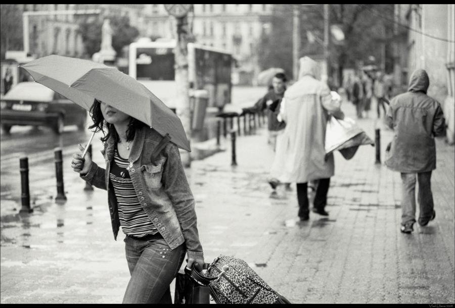 rainy day by veftenie