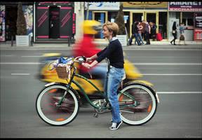 bike ride by veftenie