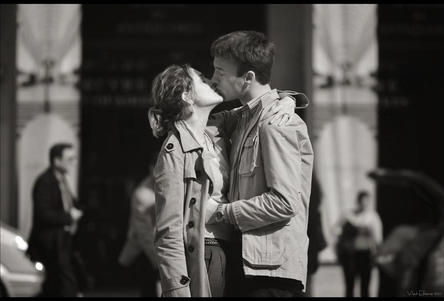 le baiser by veftenie