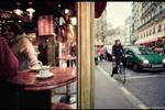 Cafe de Paris by veftenie