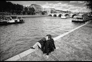 Love in Paris by veftenie