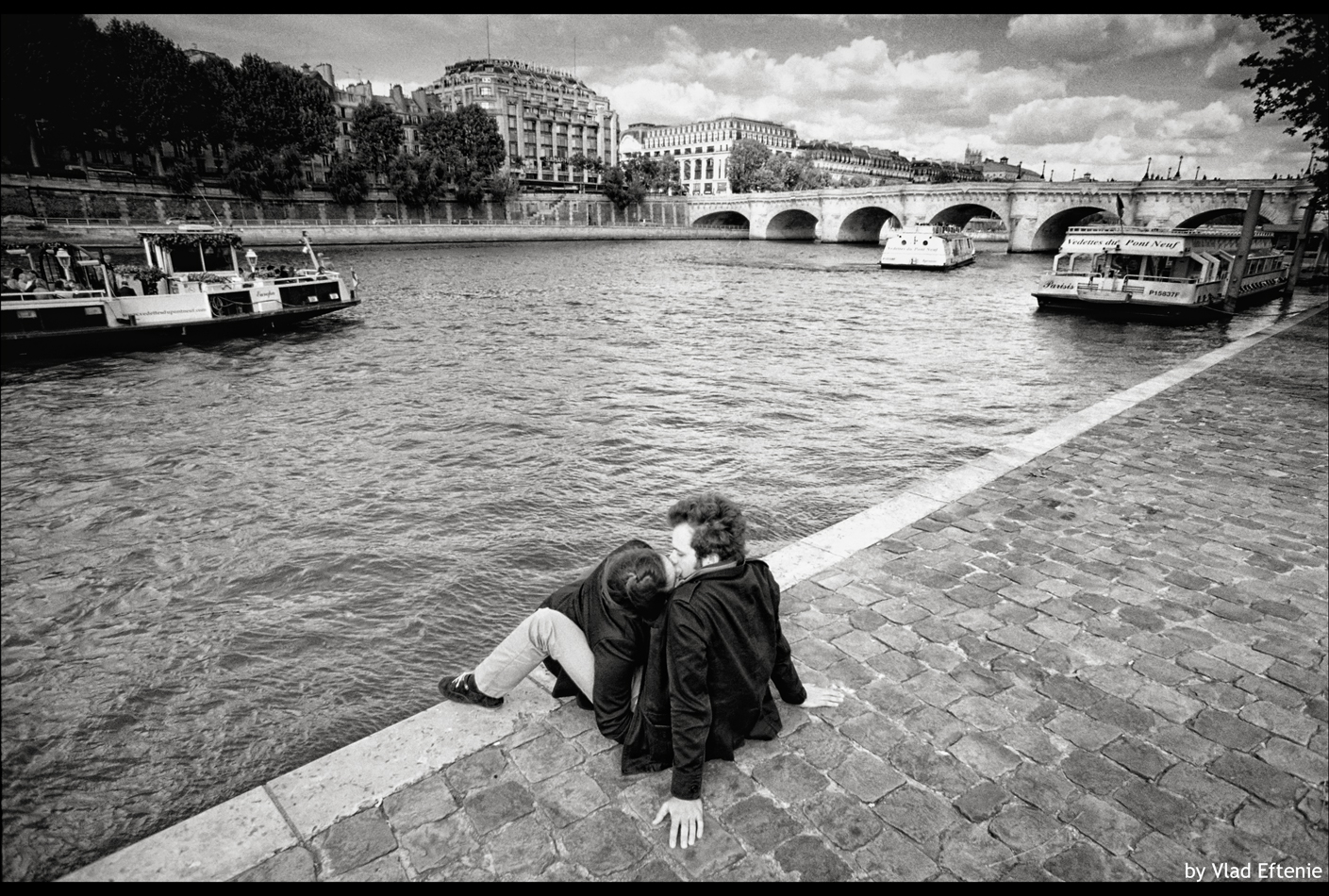 Love in Paris by veftenie