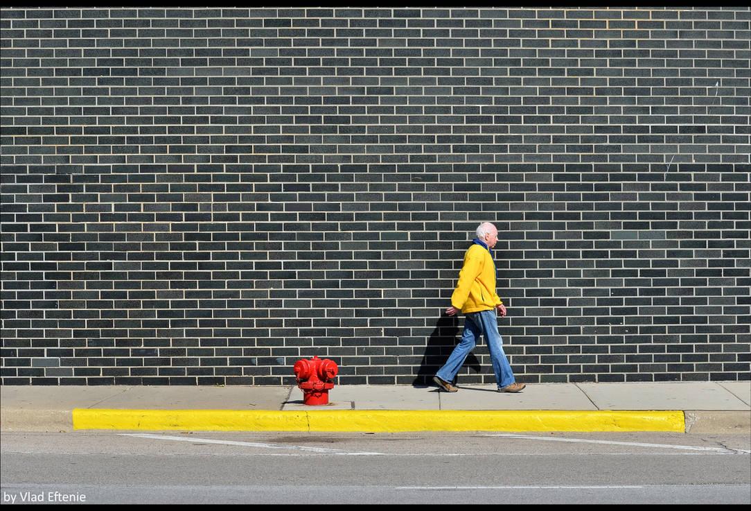 Keep walking by veftenie