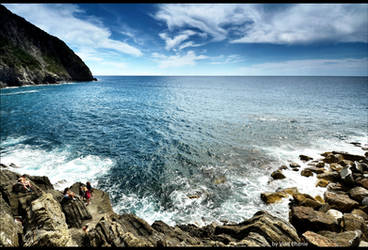 Into the blue by veftenie