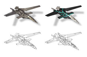 Swept Wing Variations by ZacharyMadere