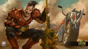 HoN - Road Warrior Rampage by ZacharyMadere